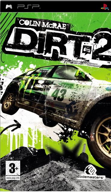 Colin McRae: DiRT 2 for PSP