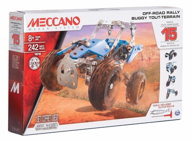 Meccano: Off-road Rally Buggy