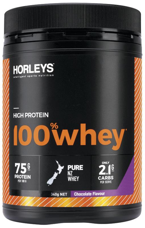 Horleys 100% Whey - Chocolate (340g)