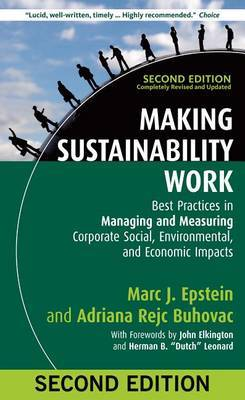Making Sustainability Work by Marc Epstein image