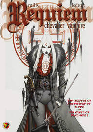 Requiem Vampire Knight Vol. 4 by Pat Mills