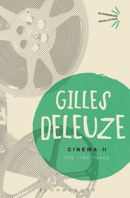 Cinema II by Gilles Deleuze