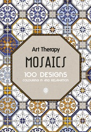 Art Therapy: Mosaics by Sylvie Pinsonneaux