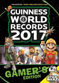 Guinness World Records 2017 Gamer's Edition by Guinness World Records