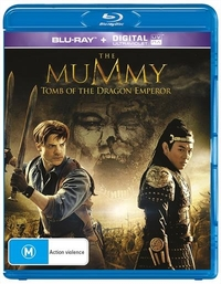 The Mummy - Tomb Of The Dragon Emperor on Blu-ray image