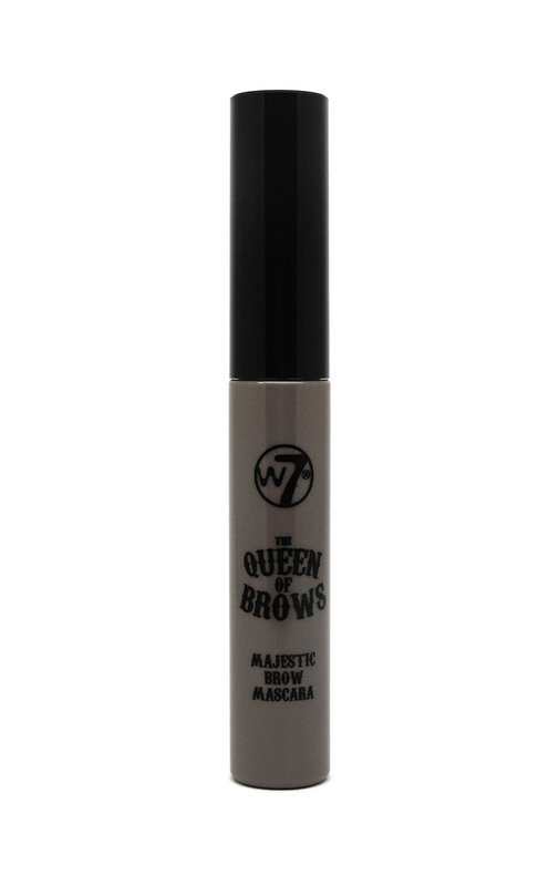 W7 Queen of Brows Majestic Brow Mascara (Medium Deep)