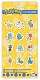 Pokemon Mini-Erasers (12 Pack)