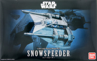 Star Wars Snow Speeder 1:48 Scale Model Kit