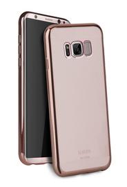 Uniq Hybrid Samsung S8+ Glacier Glitz - Rose Gold