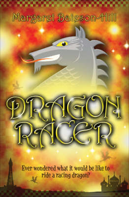 Dragon Racer by Margaret Bateson Hill image