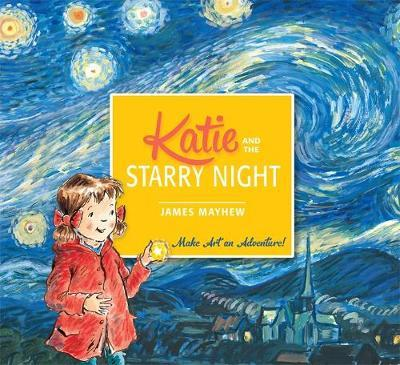 Katie: Katie and the Starry Night by James Mayhew image