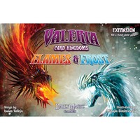Valeria: Card Kingdoms - Flames & Frost Expansion