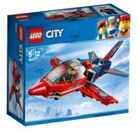 LEGO City: Airshow Jet (60177)