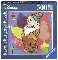 Ravensburger : Disney Bashful Puzzle 500pc Square