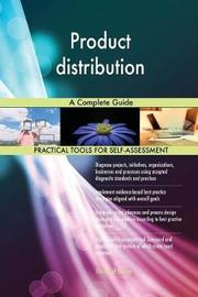 Product Distribution a Complete Guide by Gerardus Blokdyk image