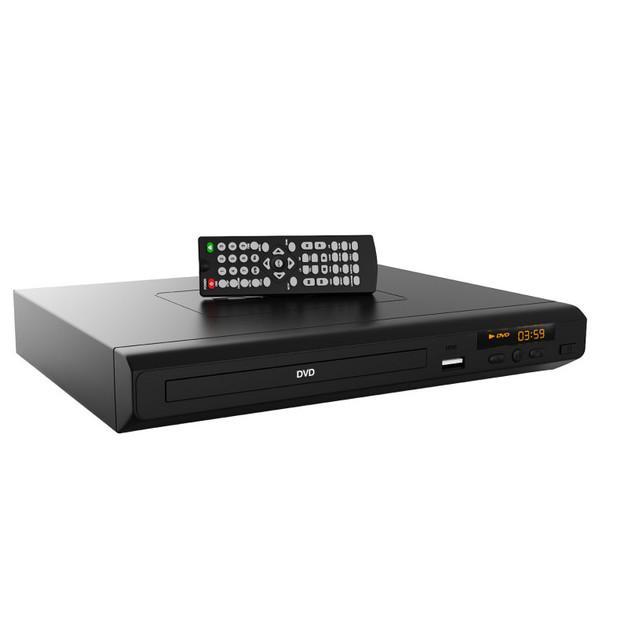 DVD Player HDMI, Composite & USB