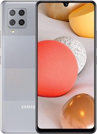 Samsung Galaxy A42 5G Dual SIM (128GB/6GB RAM) - Prism Dot Grey