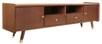 Winston Luxury Solid Oak TV Cabinet
