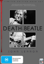 Death Of A Beatle - Limited Edition (2 Disc Set) on DVD
