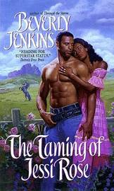 The Taming of Jessi Rose by Beverly Jenkins image