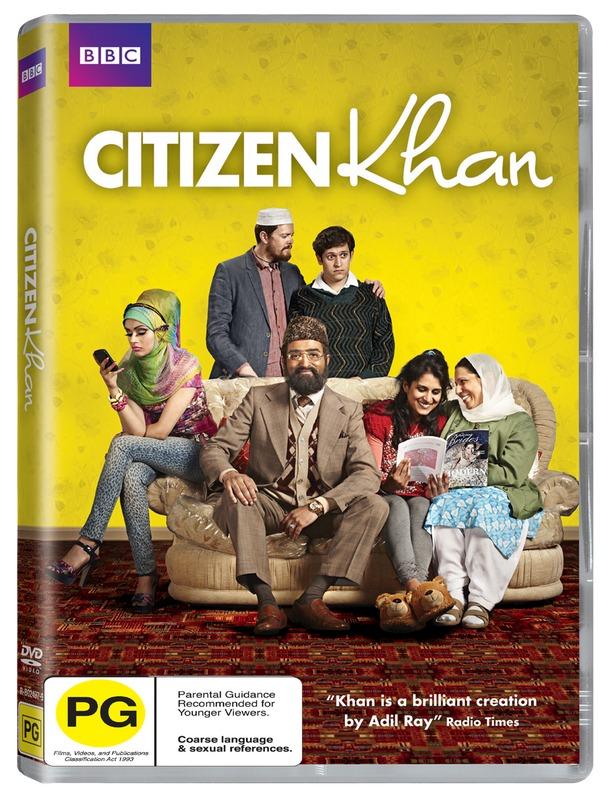 Citizen Khan DVD image