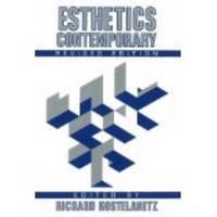 Esthetics Contemporary by Richard Kostelanetz image