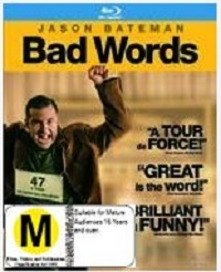 Bad Words on Blu-ray