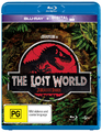 Jurassic Park: The Lost World on Blu-ray
