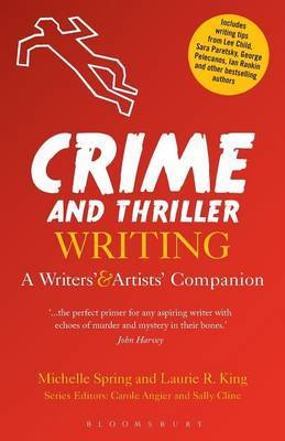 Crime and Thriller Writing by Michelle Spring image