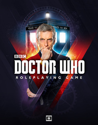 Doctor Who: RPG - Core Sourcebook