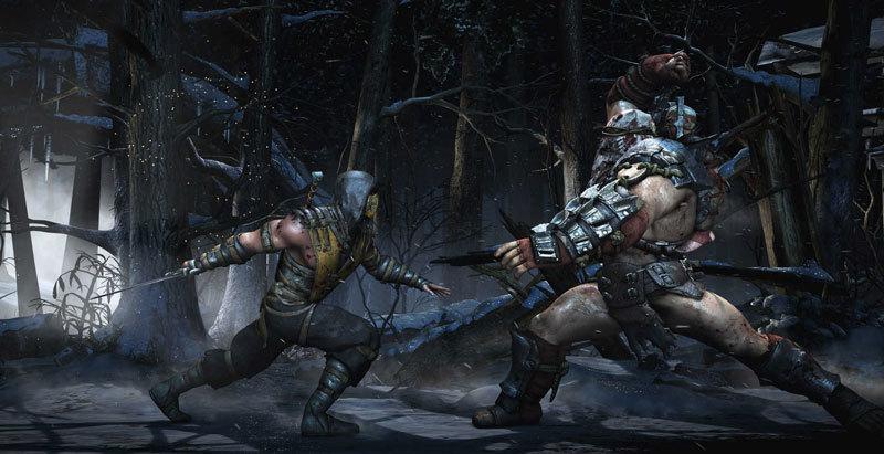 Mortal Kombat XL for PS4 image