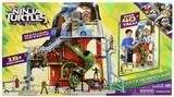 TMNT: Out of the Shadows - City Sewer Lair Playset