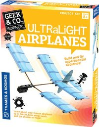 Geek & Co: Ultralight Airplanes - Project Kit