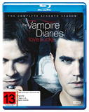 Vampire Diaries - The Complete Seventh Season on Blu-ray