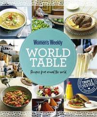 World Table by Australian Women's Weekly
