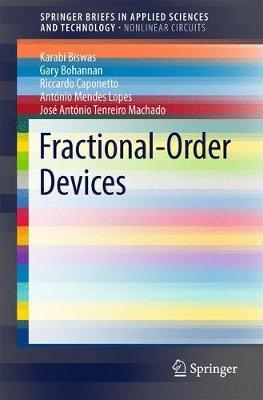 Fractional-Order Devices by Karabi Biswas