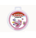 Mayka: Small Construction Tape - Pink 1M)