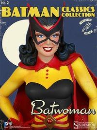DC Comics: Batgirl (Kathy Kane ver.) - Super Powers Maquette Statue