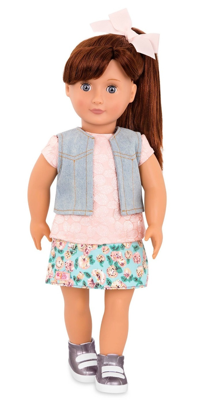 "Our Generation: 18"" Regular Doll - Myriam image"