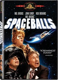 Spaceballs on DVD image