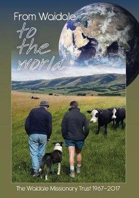 From Waidale to the World by Valmai Redhead image