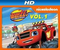 Blaze & the Monster Machines: Dino Parade on DVD