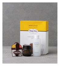 Innisfree: Haagen-Dazs Limited Edition - Mild 4 Piece Set