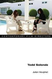 Todd Solondz by Julian Murphet