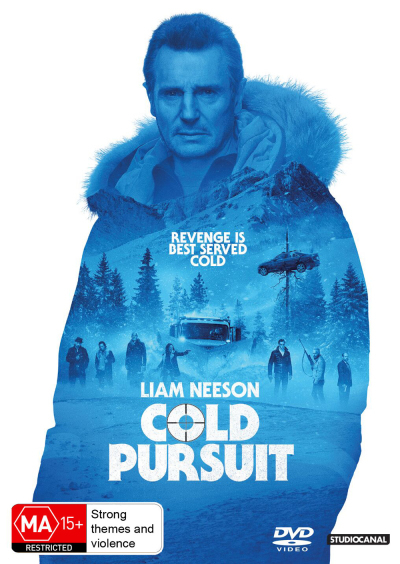 Cold Pursuit on DVD