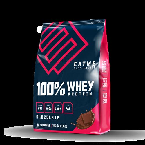 Eat Me Premium Whey Protein - Chocolate (1kg)