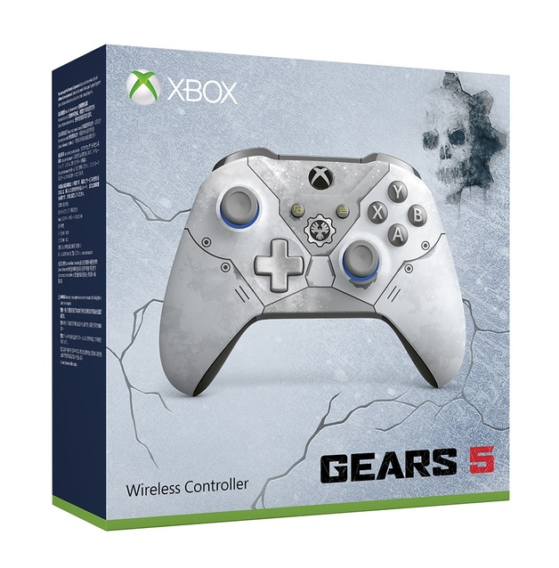 Xbox One Wireless Controller - Gears 5 Limited Edition for Xbox One
