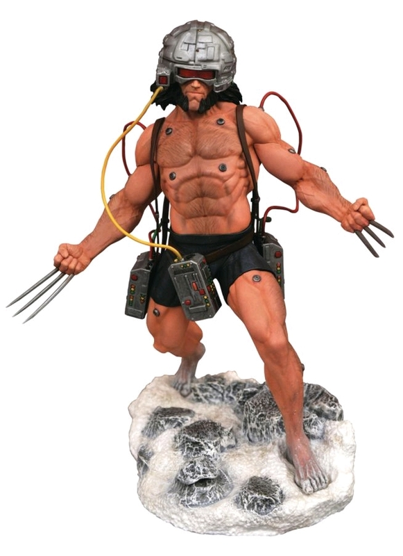 "Marvel Gallery: Weapon X - 9"" Statue"