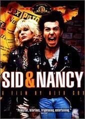 Sid & Nancy on DVD