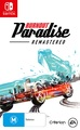 Burnout Paradise Remastered for Switch